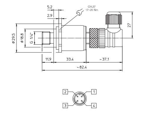 ATOS阿托斯压力传感器